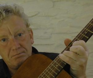 Paddy's Day music at 5pm with Donagh Long